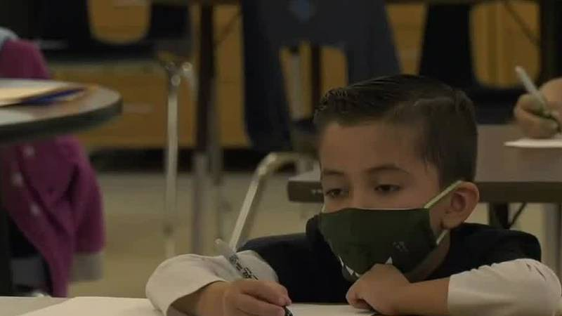 Some Capital Region school systems are issuing updated mask guidance due to the fourth surge of...