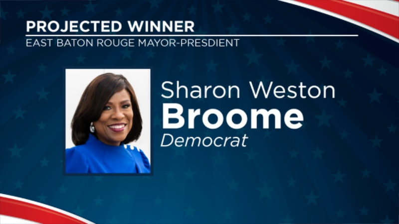 Mayor Sharon Weston Broome