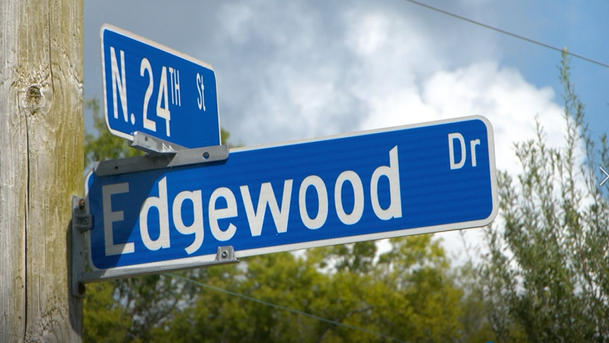 Police say 1 person was shot and killed on Edgewood Drive on Tuesday, Sept. 21, 2021.