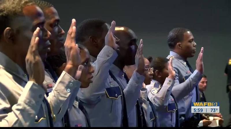 THE INVESTIGATORS: BRPD graduates 9 cadets; faces more than 100 vacancies