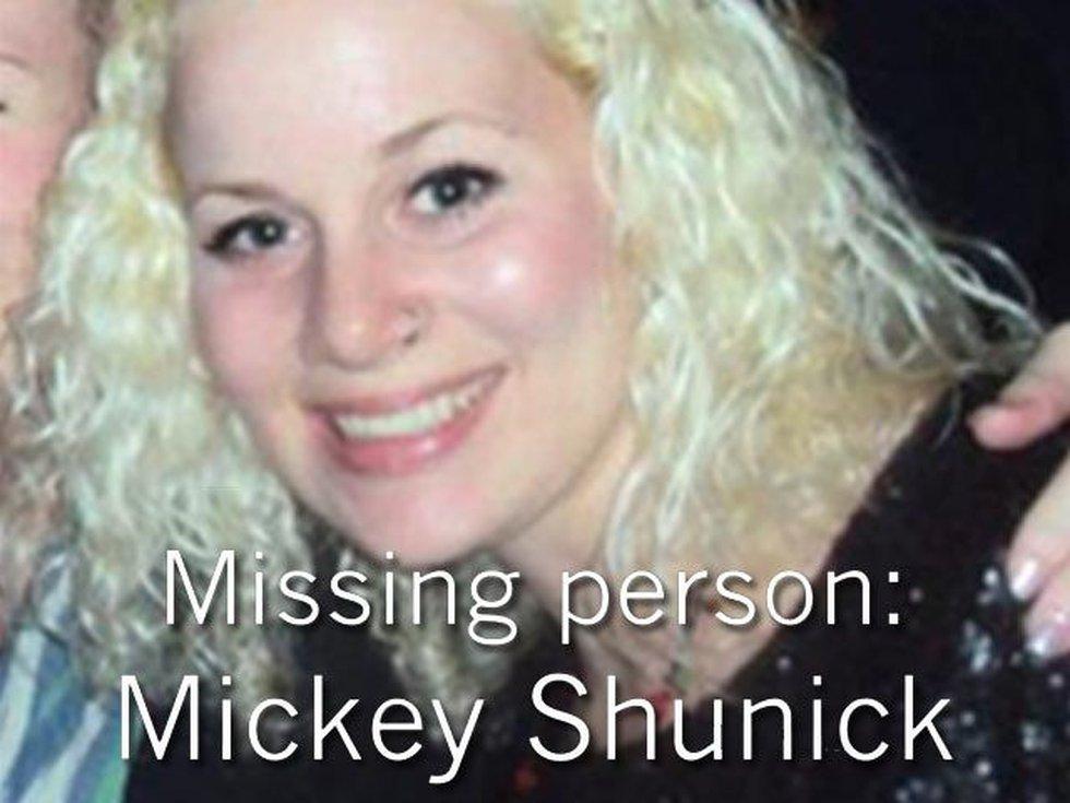 "MISSING: Michaela ""Mickey"" Shunick"