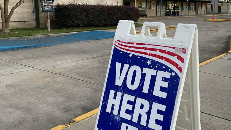 The next election is scheduled for Nov. 13, 2021. Early voting begins Oct. 30.