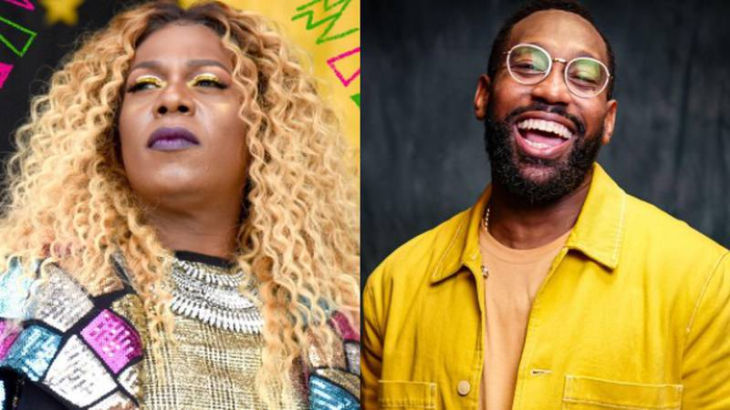 """""""Queen of Bounce"""" Big Freedia and Grammy-winning artist PJ Morton will appear at the 5th annual..."""