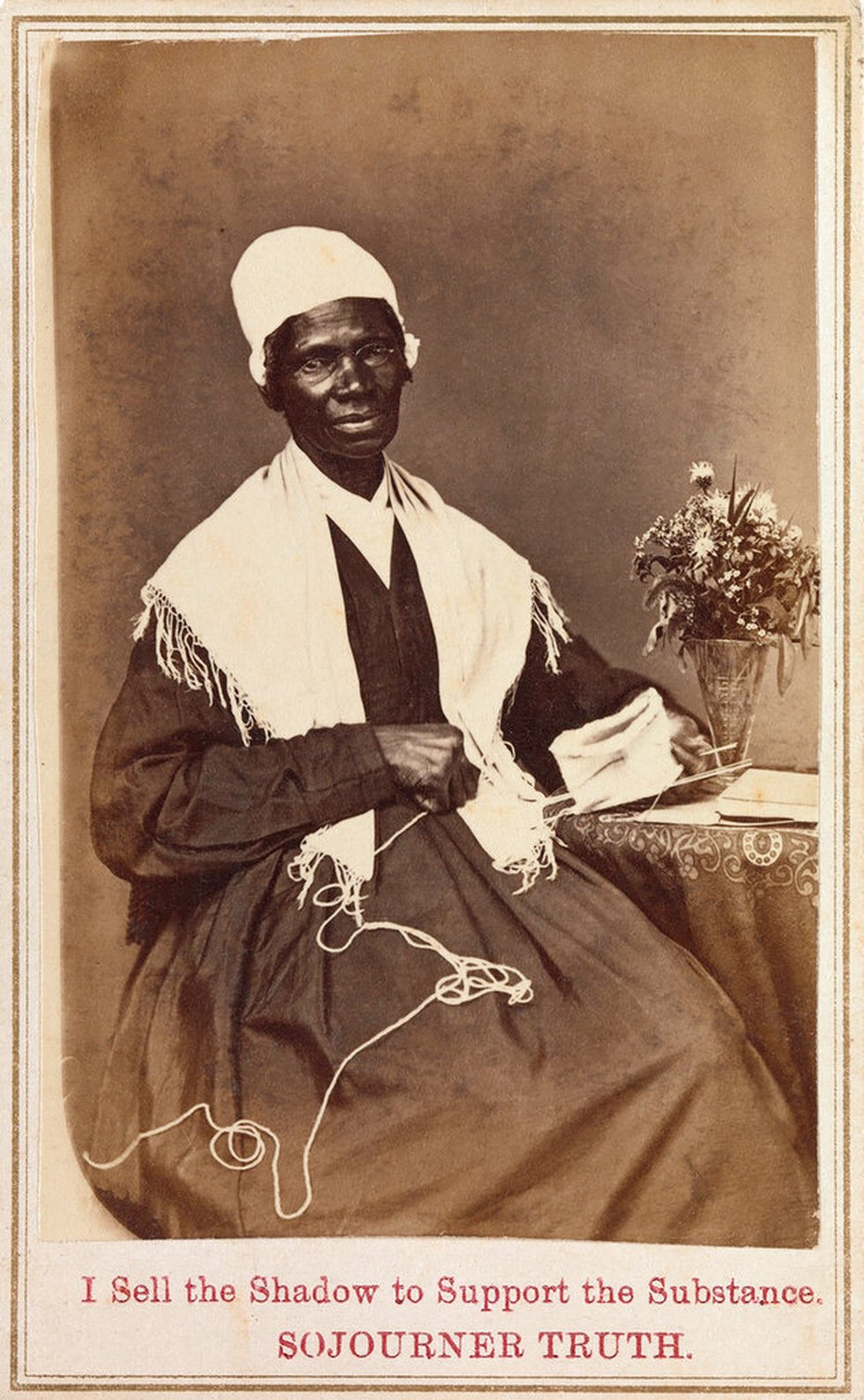 Born Isabella Baumfree to a family of slaves in Ulster County, New York, the sixty-seven year...