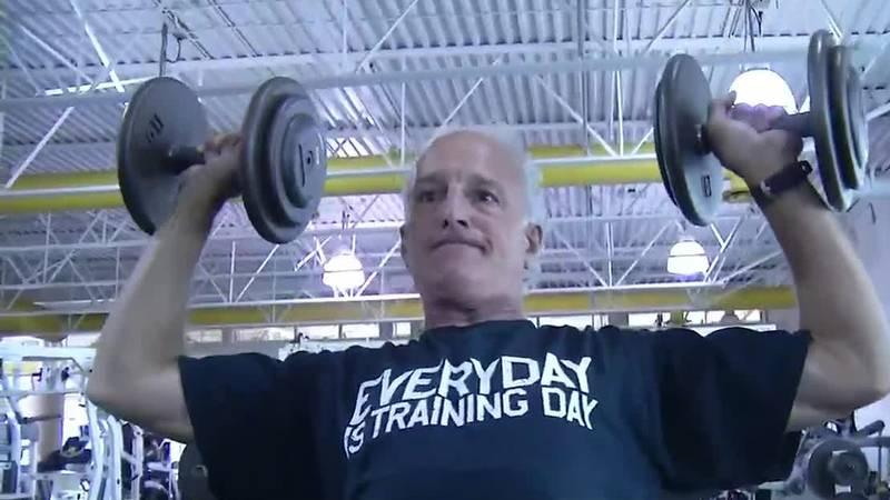 Cedar Rapids man training for 10,000 days straight