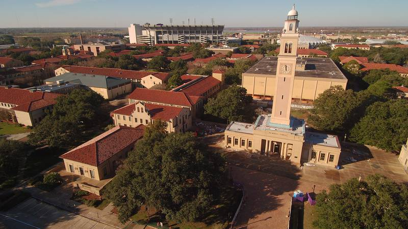 Some faculty and staff members at LSU will soon receive 3% merit raises.