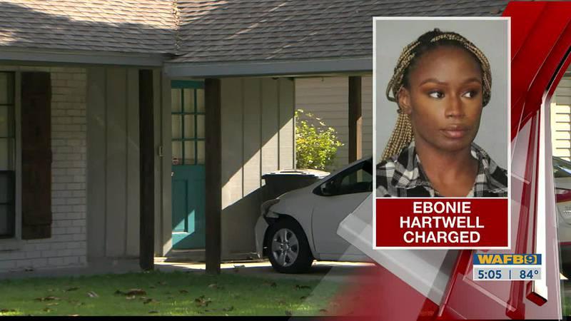 Woman accused of shooting, killing boyfriend on Metairie Drive
