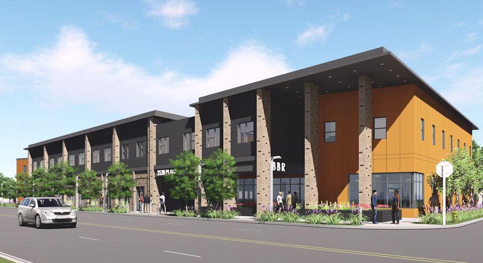 Build Baton Rouge Plank Road Masterplan