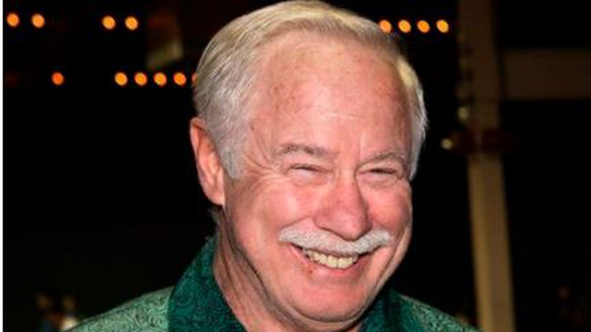 Ronnie Virgets, pictured on May, 29, 2009 at the retirement party of fellow Times-Picayune...