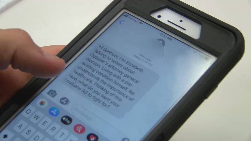 Campaigns are using text messages to get access to potential voters. However, it's the way...