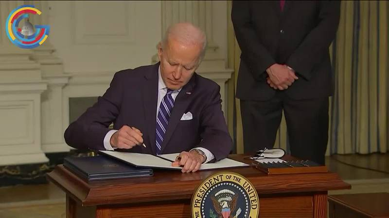The Biden administration is pivoting to green energy