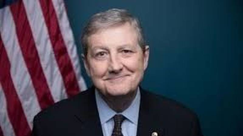 Sen. Kennedy questions AT&T network after failure during Hurricane Ida