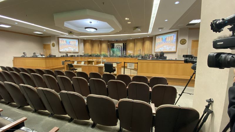 The Shreveport City Council held a special meeting Wednesday, March 31, 2021 to pass a measure...