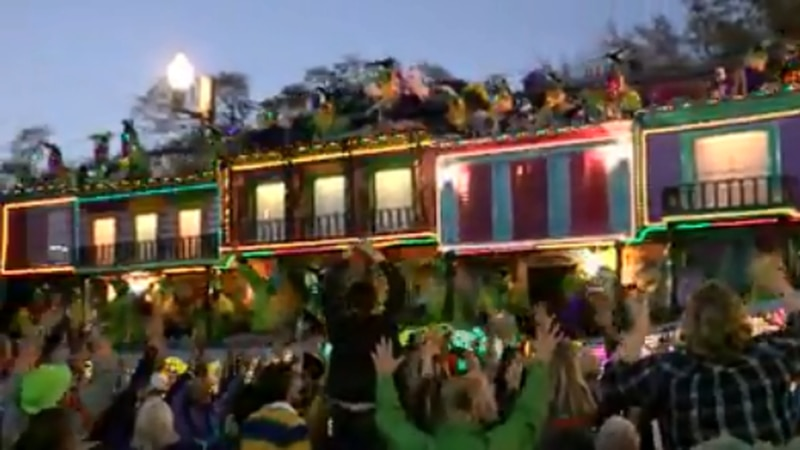 New Orleans rolled out its plan to keep the public safe during carnival season