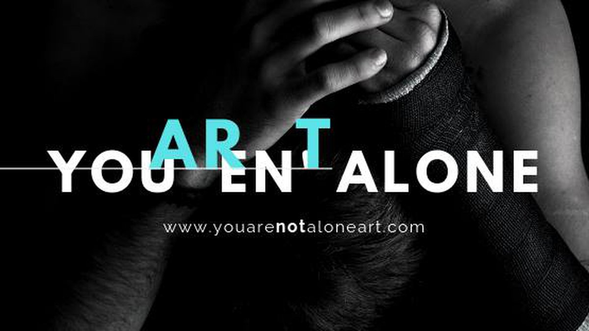 The You Aren't Alone Project is dedicated to forming support groups for mental health in the...