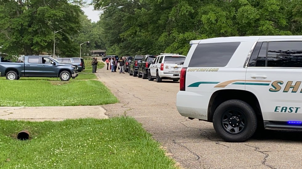 Officials with the East Baton Rouge Parish Sheriff's Office say they are investigating a...