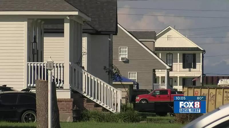 Ida housing concerns