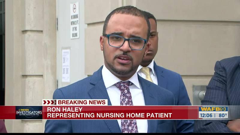 Attorneys file lawsuit in nursing home evacuation case
