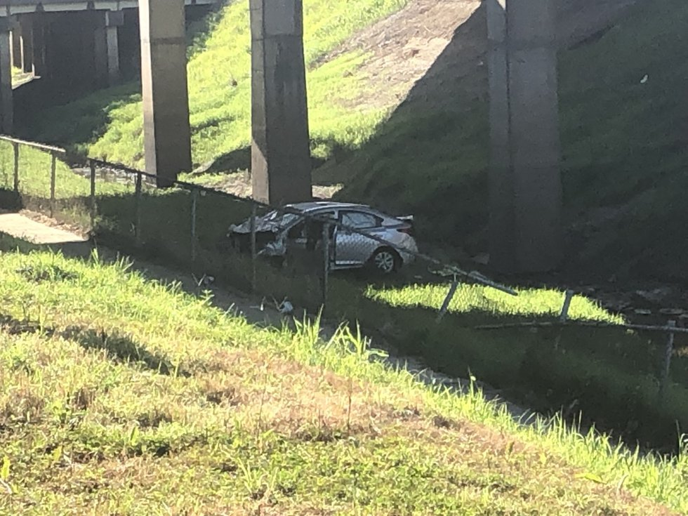 According to a spokesperson with the department, police responded to the area of I-110 at...