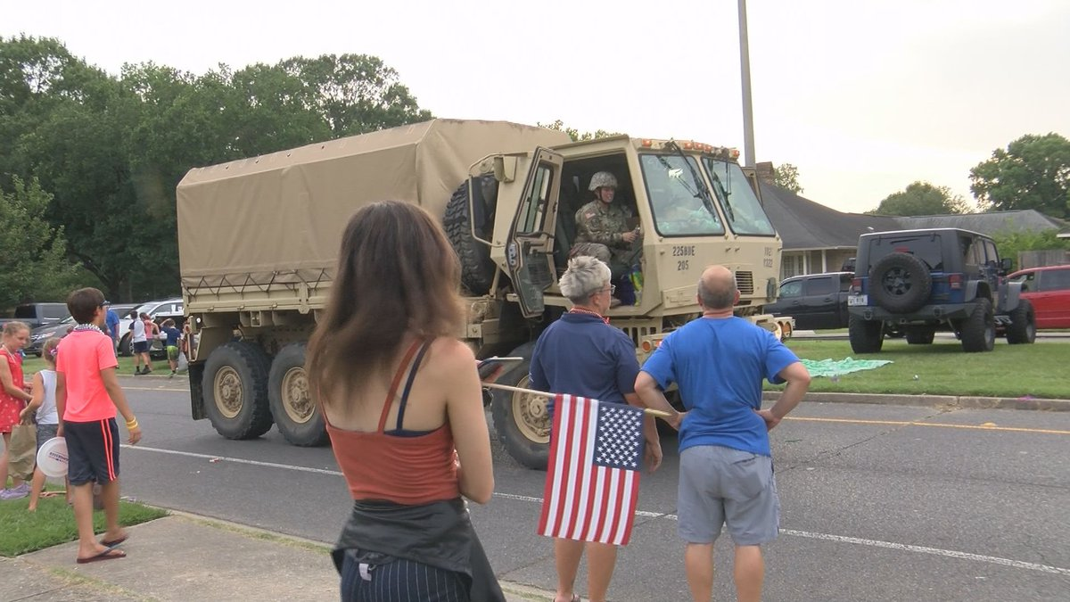 Many turned out for the 2019 Kenilworth Independence Day Parade.