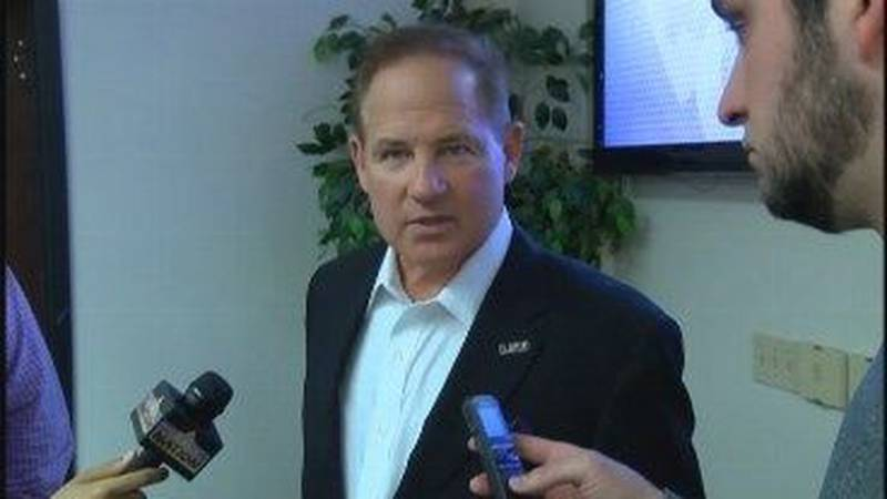 RAW: LSU head coach Les Miles on new assistant football coaches