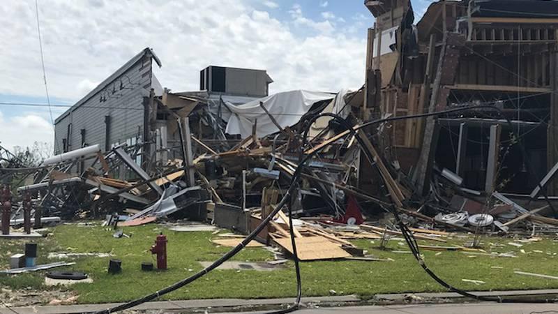 Cajun Navy Hurricane Laura relief