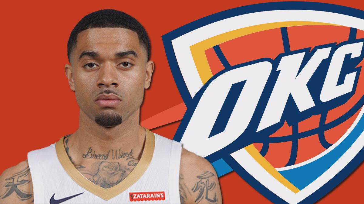 Lake Charles Josh Gray was traded from the Pelicans to the Thunder.