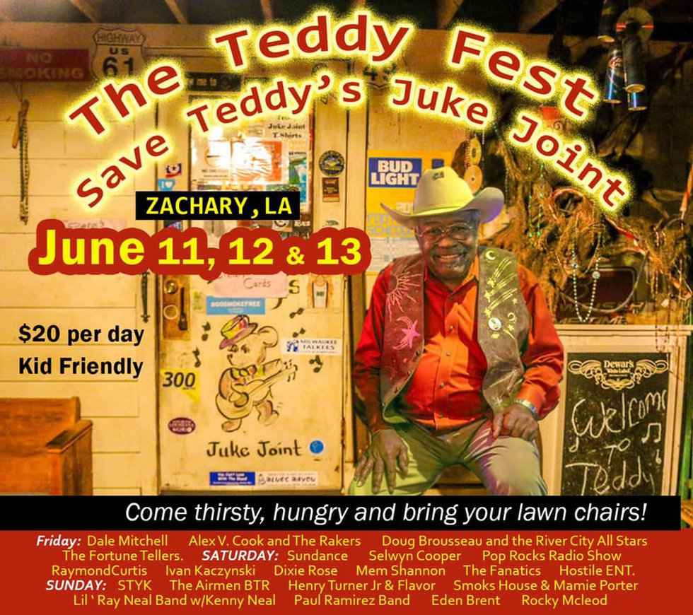 Teddy's Juke Joint