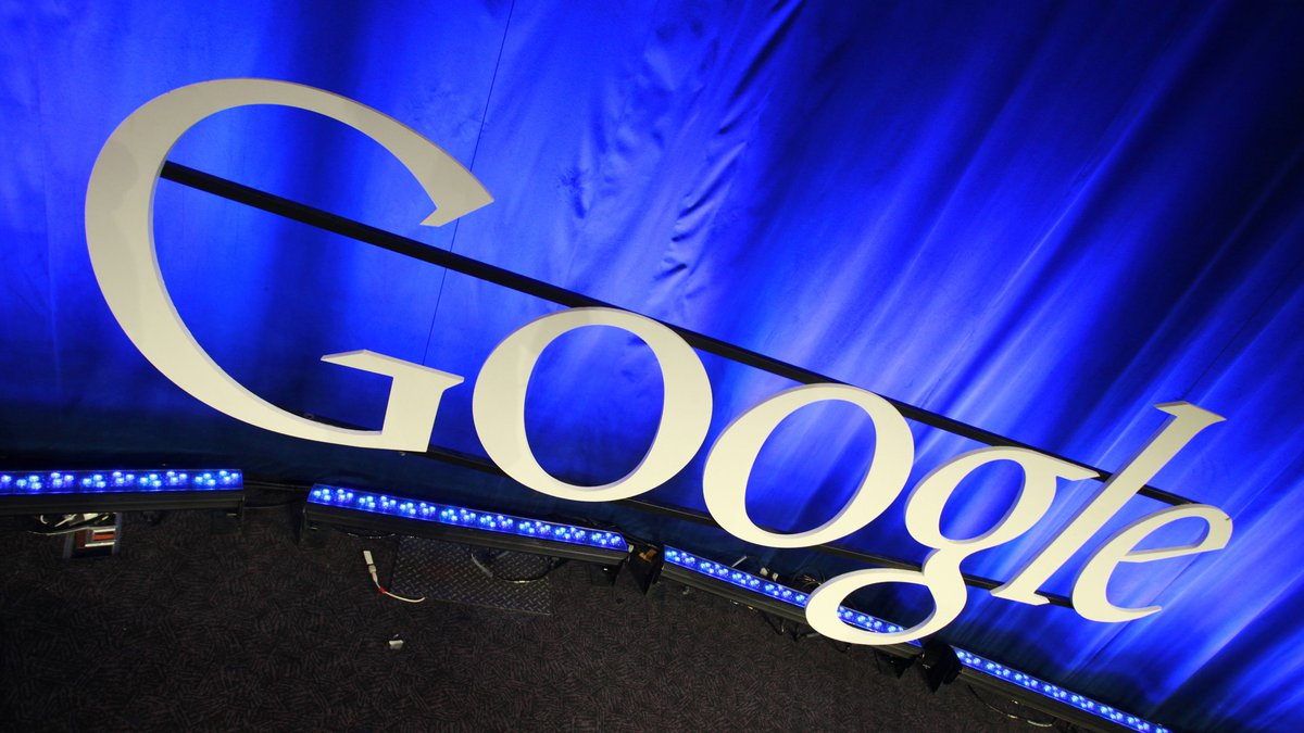 FILE -  This file photo taken April 9, 2010,, shows a Google sign at the company's headquarters...