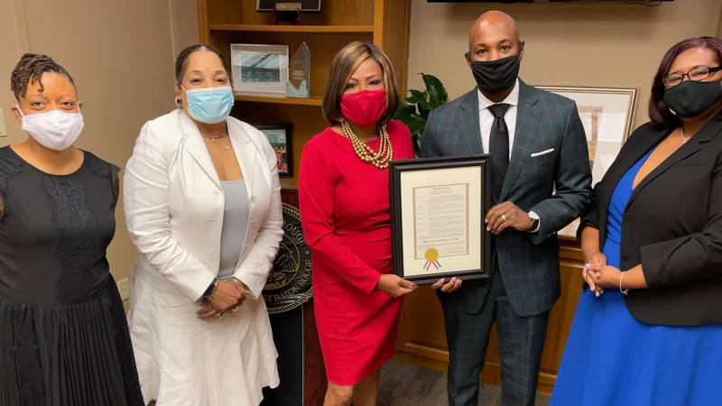 August has been declared as Black Philanthropy Month in the city of Baton Rouge.