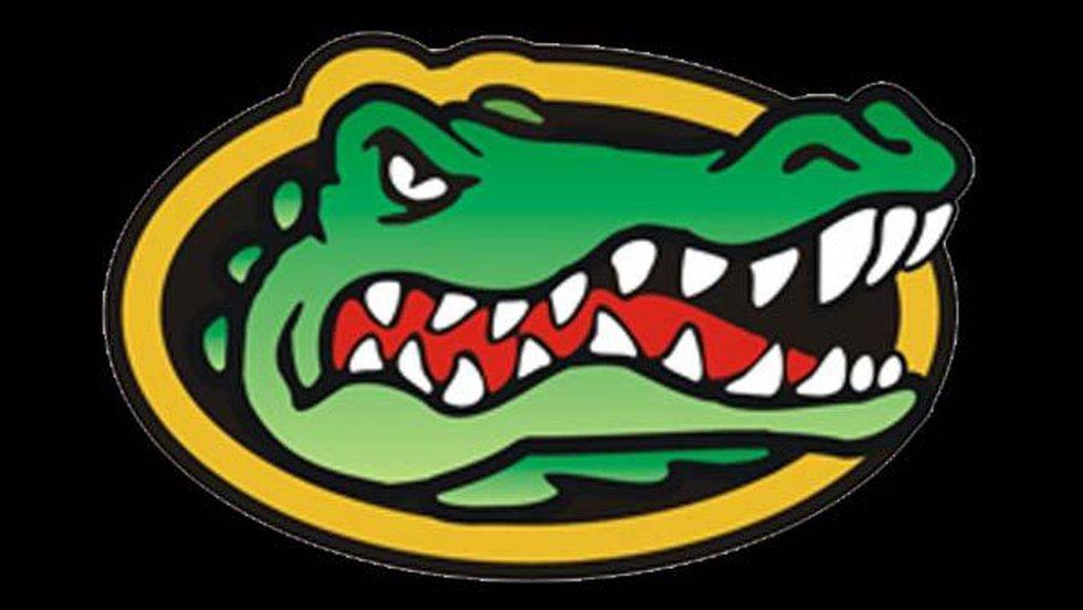 St. Amant Gators Logo