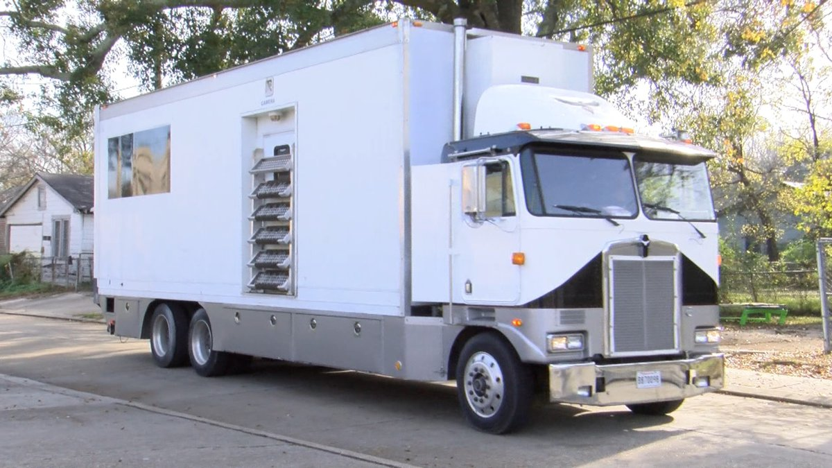"""The """"Transformer"""" Mobile Innovation Lab (Source: WAFB)"""
