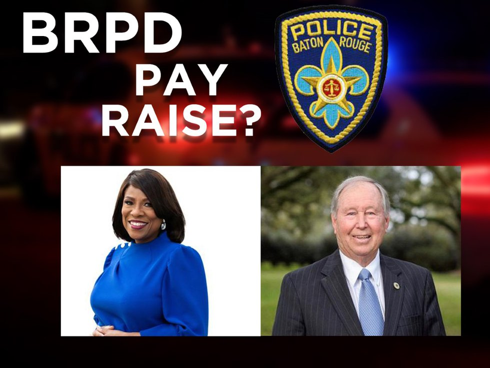 East Baton Rouge Mayor-President Sharon Weston Broome is proposing a 3% pay raise for Baton...