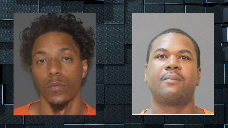 George Buck and Nathaniel Mitchell have been indicted in the July 17 killing of Zacchaeus Burton.