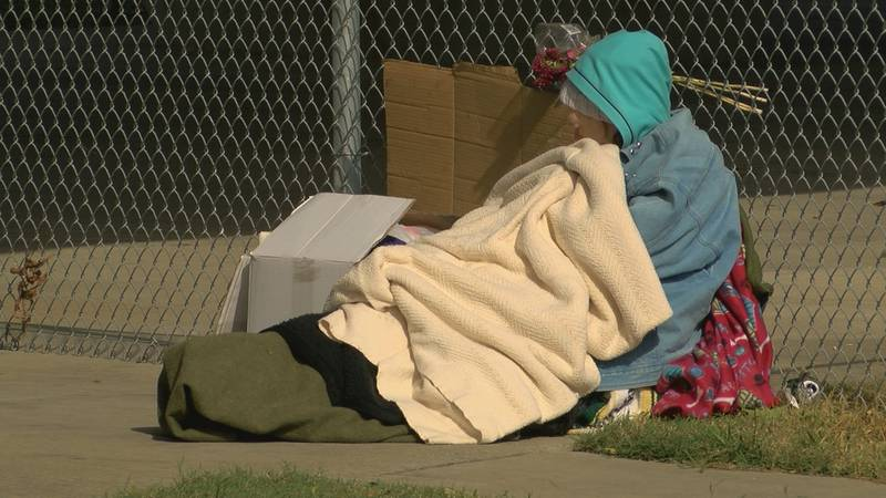 The cold can be deadly for those who do not have permanent housing. Many are left trying to...