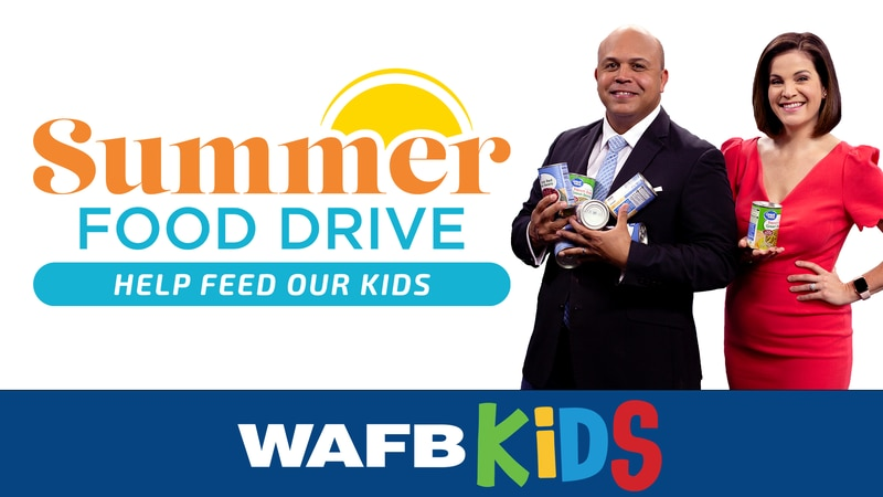 WAFB and the Greater Baton Rouge Food Bank are asking for your donations.