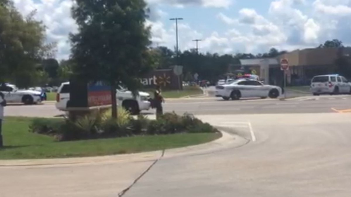 Units with the East Baton Rouge Parish Sheriff's Office are at the scene of a reported shooting...