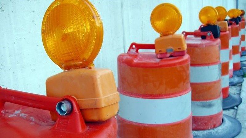 Drivers need to be aware of planned lane closures on I-10 for the demolition of the old Pecue...