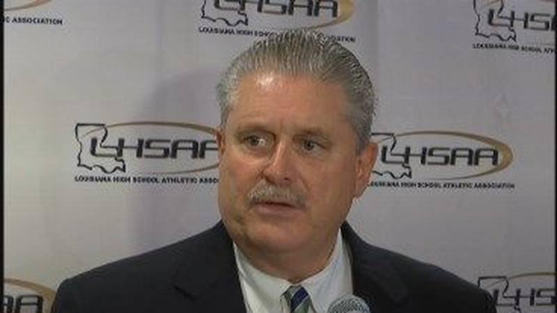 RAW VIDEO: LHSAA Executive Director convention presser