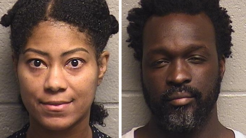 Mishanda and Malcom Reed are accused of zip-tying a man, beating and cutting him before dumping...
