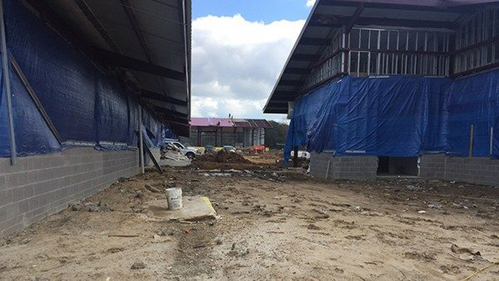 Slaughter Community Charter School Construction (Source: WAFB)