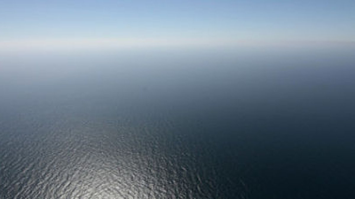 """An EPA grant could lead to a reduction in the size of the Gulf of Mexico """"dead zone""""-AP Photo"""