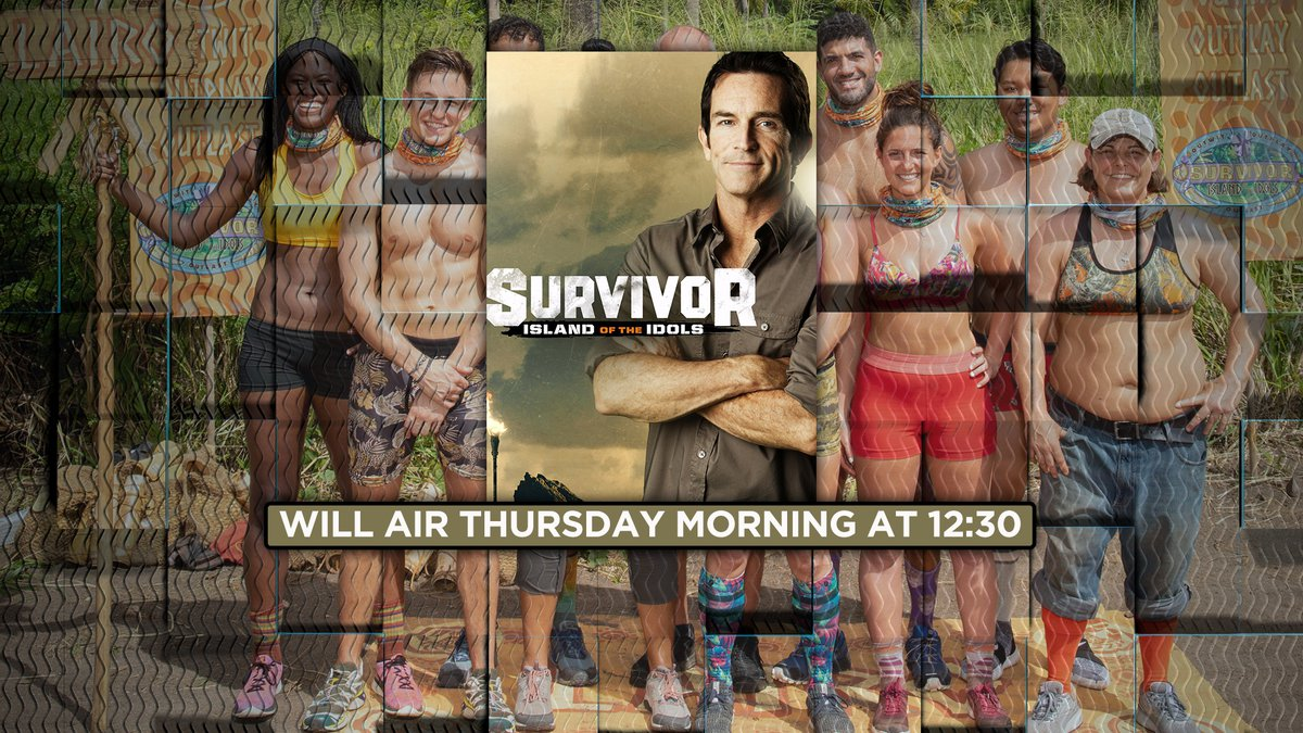 'Survivor' to air after 'The Late Late Show with James Corden.'