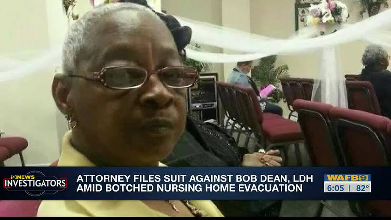 Seven nursing homes involved in a botched evacuation have been shut down and the owner is being...