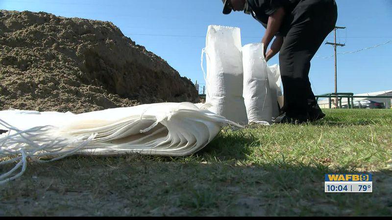 Experts explain the proper way to use sandbags.