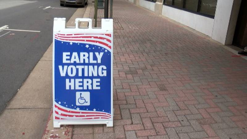 Early Voting for the July 11th election will last two weeks because of COVID-19