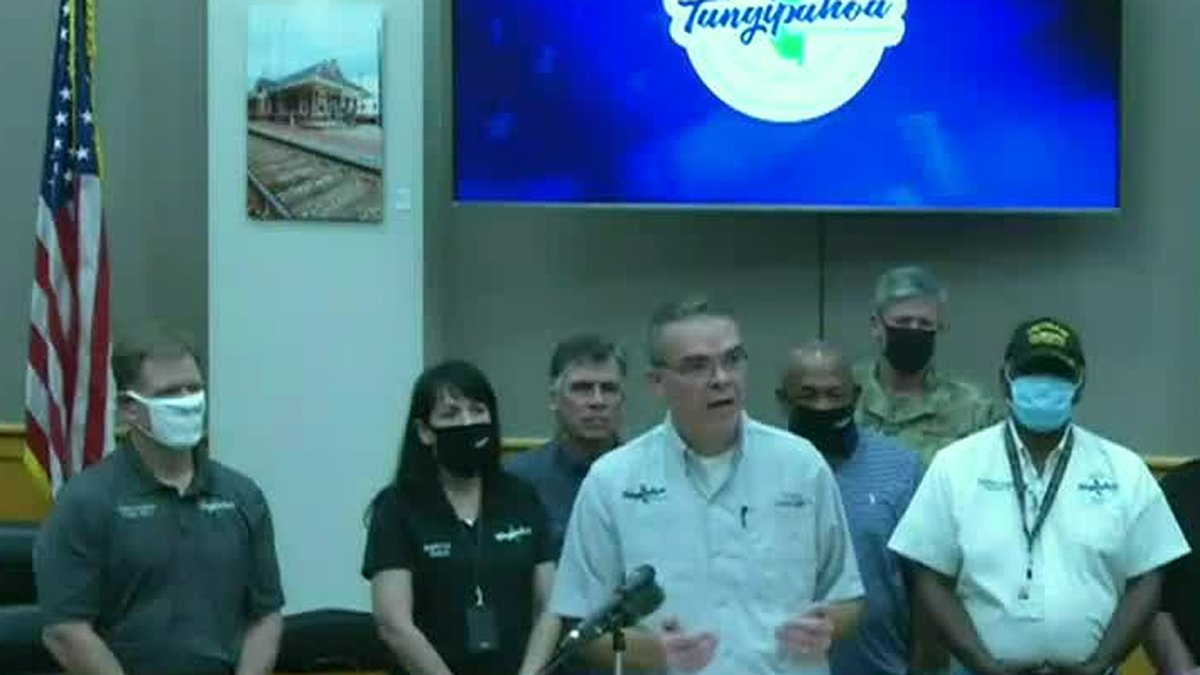 Tangipahoa Parish officials call for more FEMA presence in the area