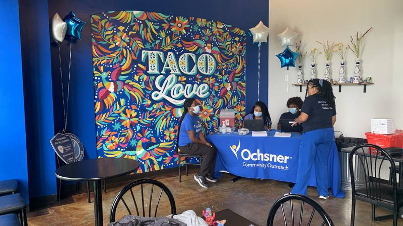 Free tacos may just get more folks to get the COVID-19 shot.