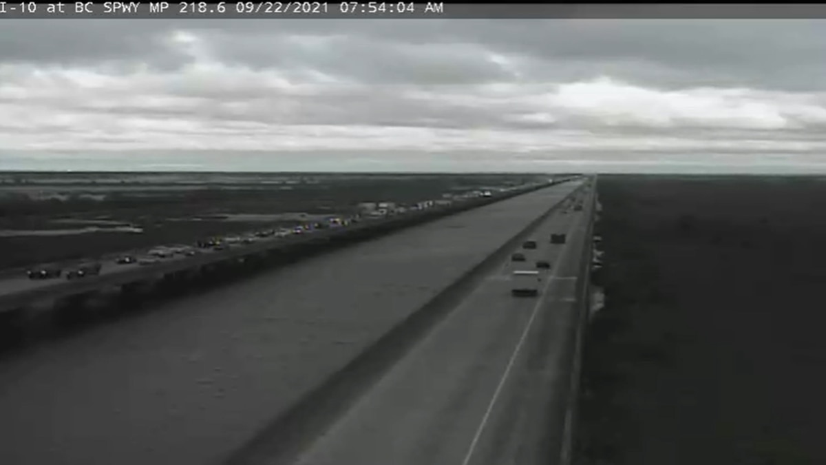 Trucks traveling I-10 eastbound to New Orleans should take I-12 either in Baton Rouge or at...