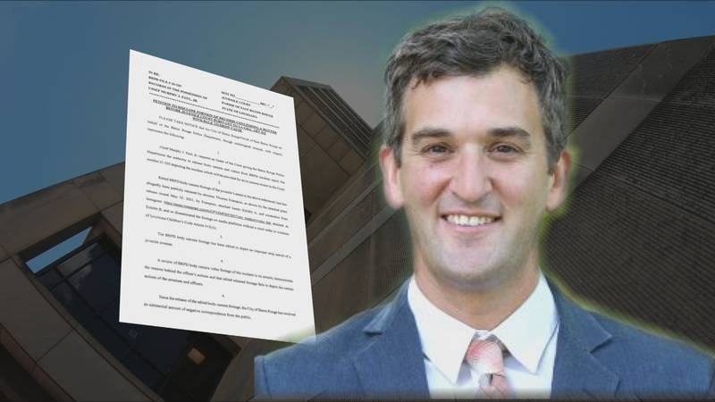 According to a petition, the Parish Attorney's Office went to a juvenile judge saying Thomas...